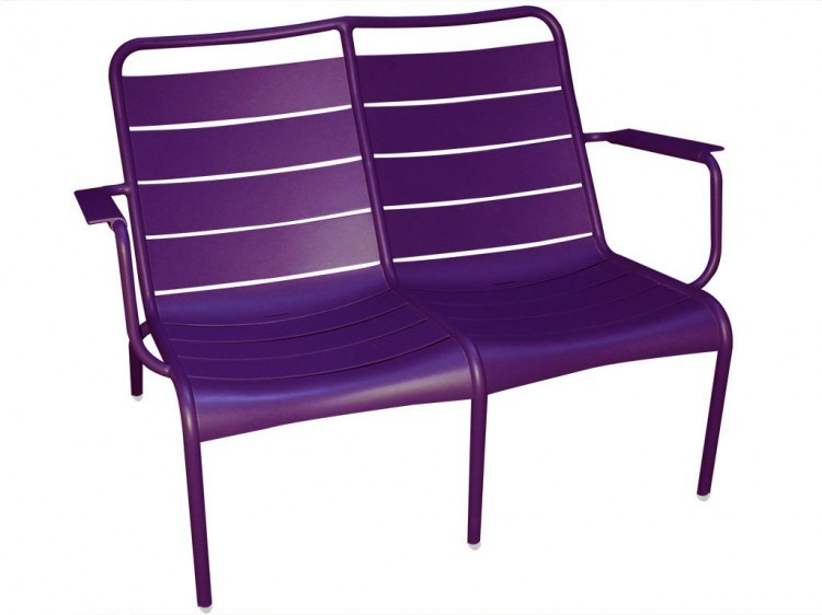 Fauteuil Duo Bas Luxembourg - Fermob - Made in Design