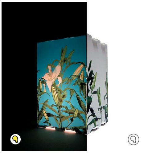 Lampe ONOFF Flowers
