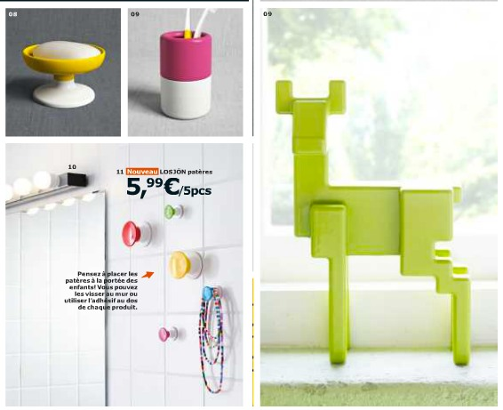 Catalogue ikea pat res et accessoires d co color s for Ikea 2010 catalog pdf