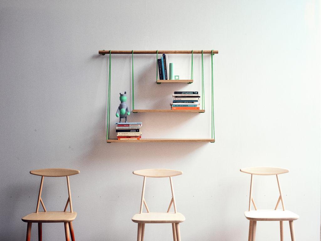 Bridge Shelf par Outofstock - Etagère design Bridge éditée par Bolia