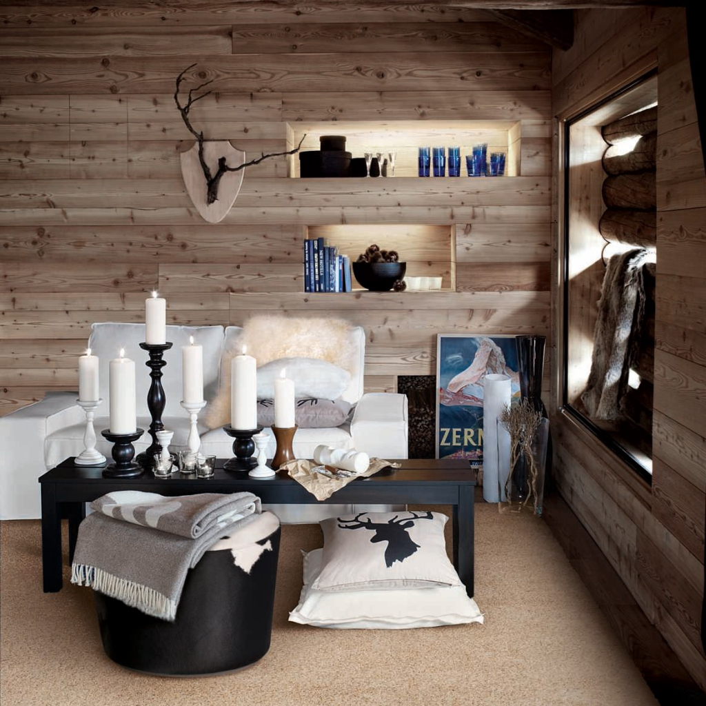 nouvelle collection chalet par ikea mademoiselle d co blog d co. Black Bedroom Furniture Sets. Home Design Ideas