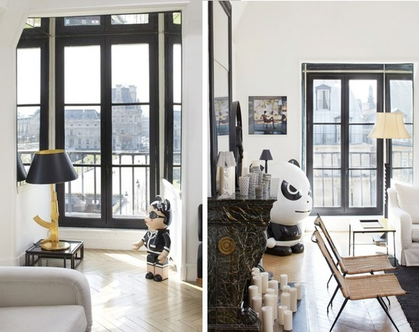la belle id e d co pour plus de lumi re mademoiselle d co blog d co. Black Bedroom Furniture Sets. Home Design Ideas