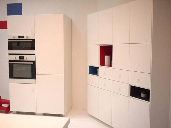 Am nagement int rieur archives mademoiselle d co blog d co - Caisson cuisine ikea faktum ...