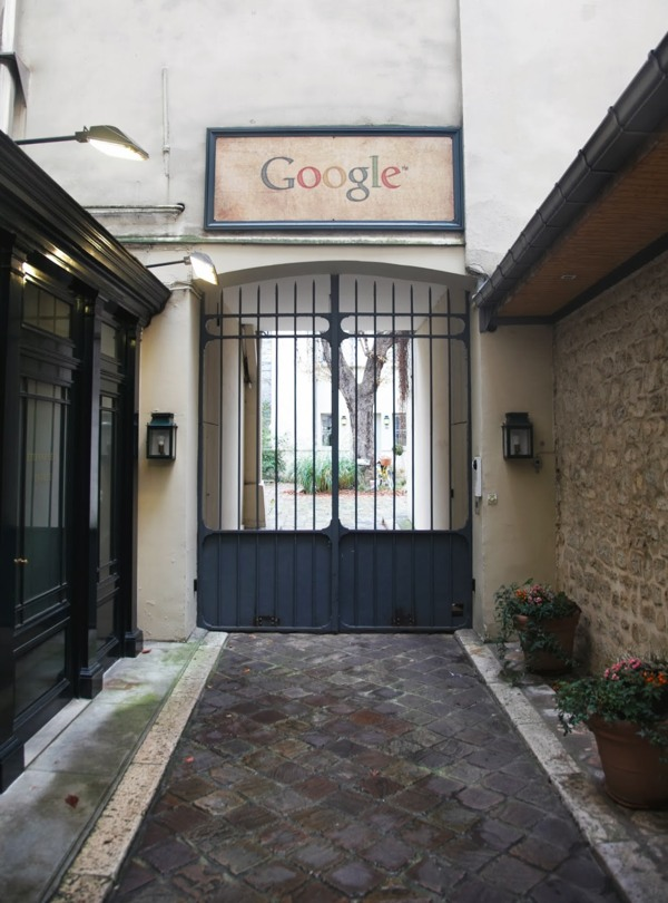 google-house-paris