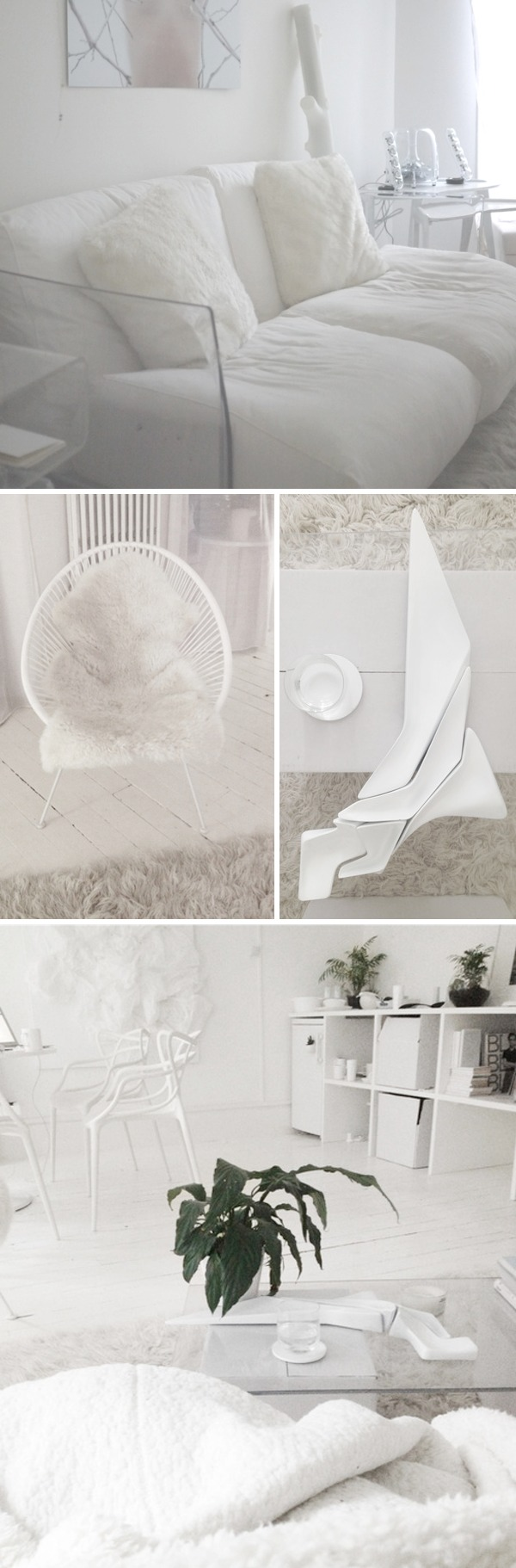 salon tout blanc great perfect petit canape places pour un studio cosy ikea un tout petit canap. Black Bedroom Furniture Sets. Home Design Ideas
