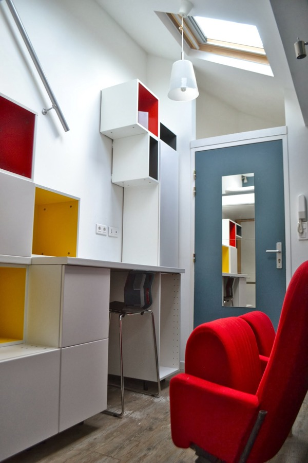 Am nagement int rieur archives mademoiselle d co blog d co for Amenagement interieur petit espace
