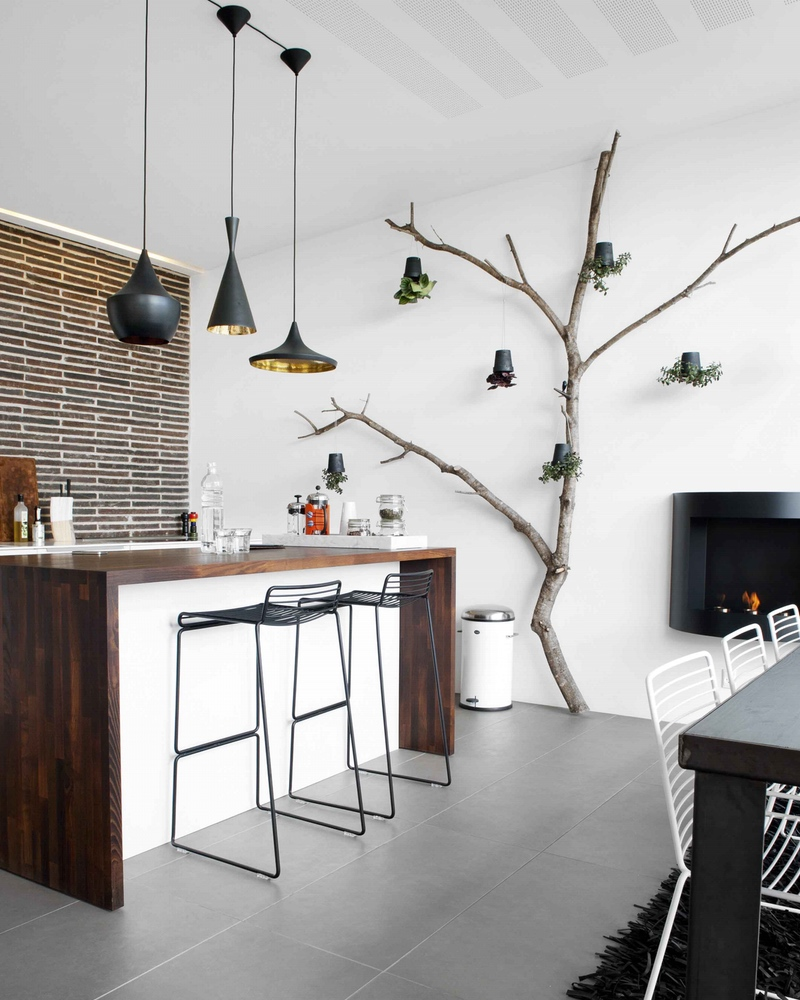 Arbre int rieur mademoiselle d co blog d co for Idee interieur