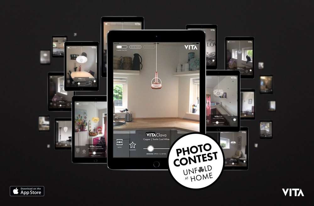 Vita Photo Contest - Mise en situation luminaires